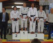 Maeva 3ième au tournoi Interrégional de Pau